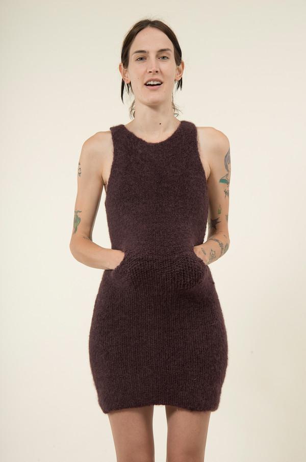 Eckhaus Latta Sig Dress