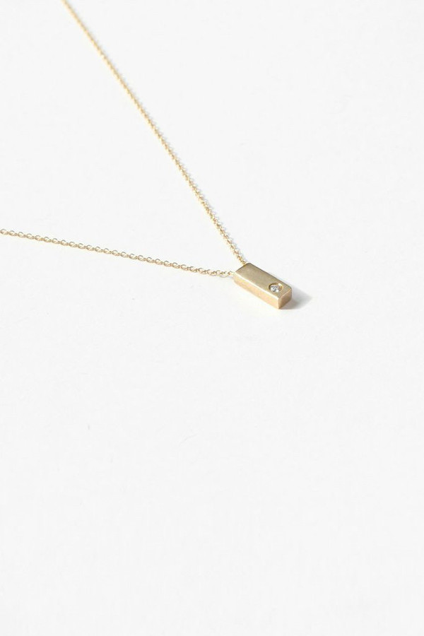 Still House Gold Olus Necklace