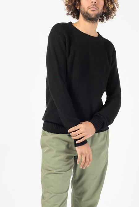 Banks Journal Astonville Knitwear - Dirt Black