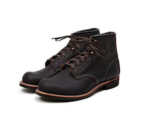 Red Wing Shoes Blacksmith Boot - 3345 Black Prairie