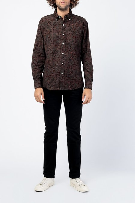 Aime Leon Dore Sport Shirt - Paisley