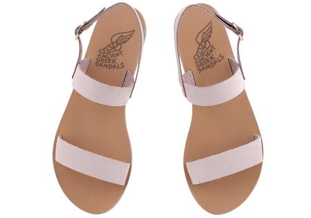 Ancient Greek Sandals Clio Sandal - Dusty Pink