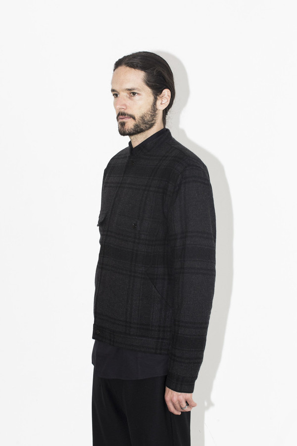 Smith-Wykes Officer Collar Coat