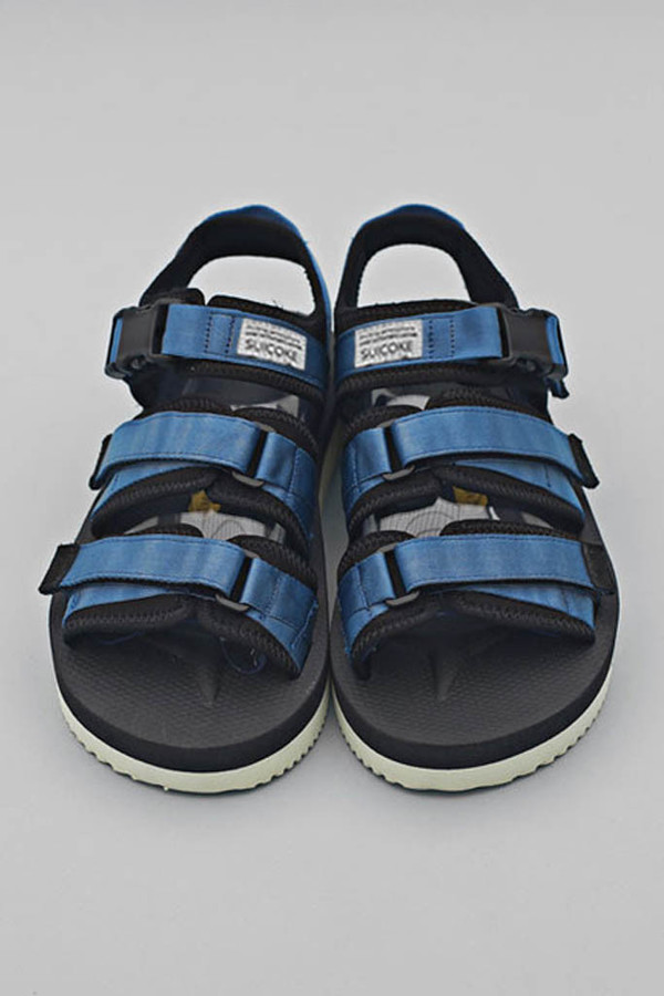 Unisex Suicoke Blue GGAV Sandal