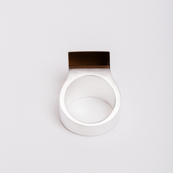 Vector Ring Quartz