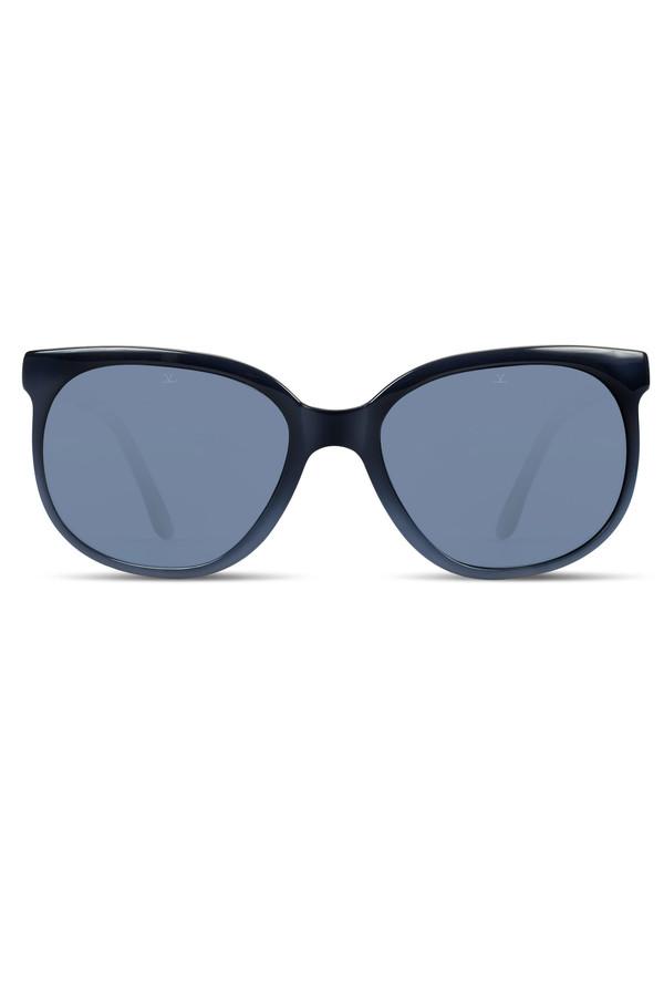 Unisex Vuarnet Classic Blue Sunglasses