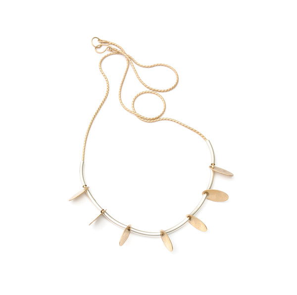 Seaworthy ALBERS NECKLACE