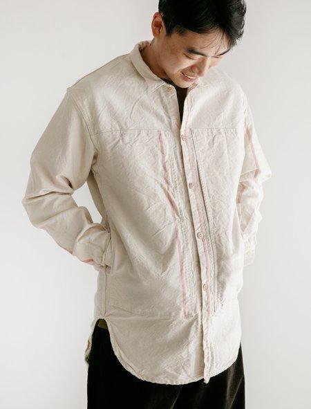 Tender Periscope Pocket Tail Shirt