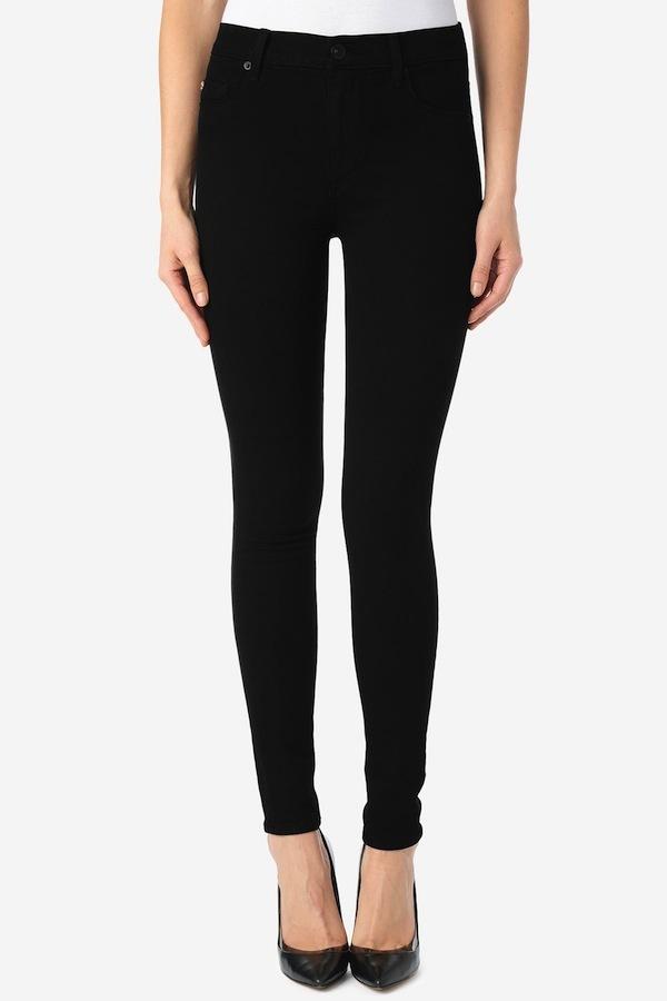 Hudson Barbara High Waist Super Skinny Jeans