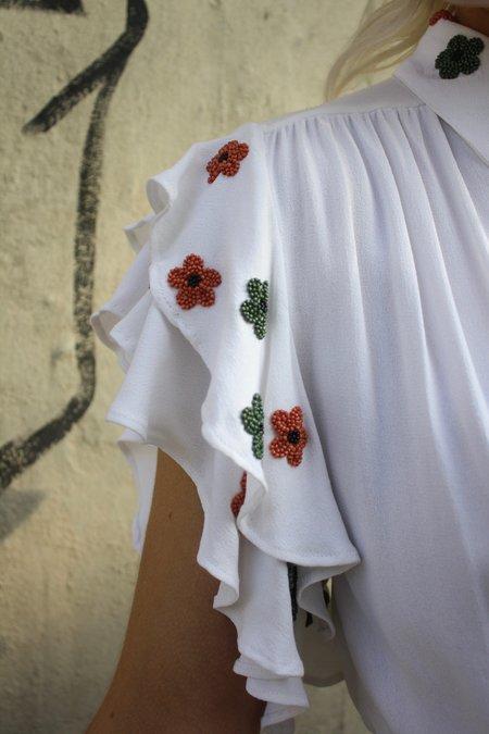 HKM Market Blouse - White