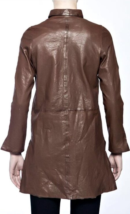 Bano eeMee Belle Jacket - Chestnut