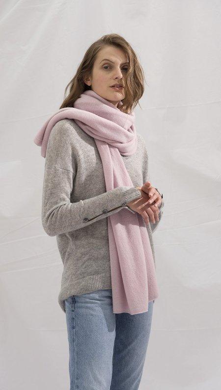 Charli Cashmere Travel Wrap - Rose Dust