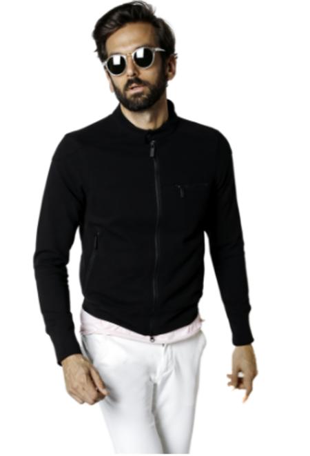 Good Man Brand Moto Tech Jacket - Black