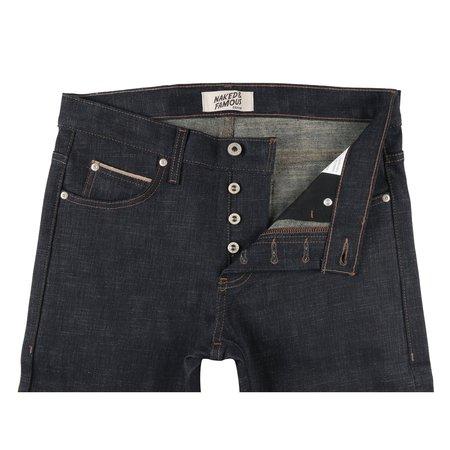 Naked & Famous Super Skinny Guy Jeans - Slub Stretch Selvedge/Indigo