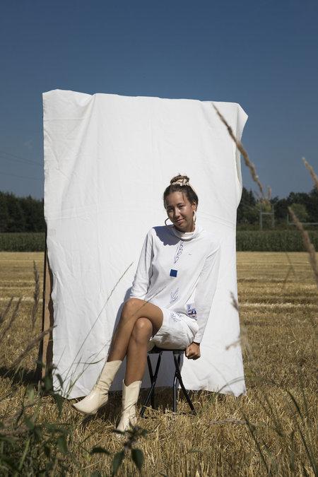 Projekt Eva Vintage Pullover