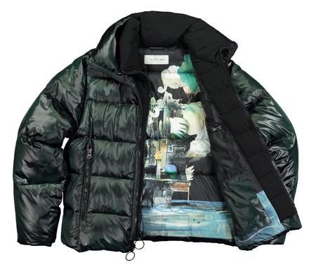 The Very Warm x Gentlemen's Game Logan jacket - Evergreen