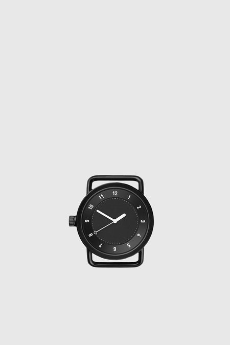 Unisex TID Watches No. 1 36mm Face - Black