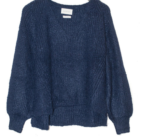 Eleven Six Tess Sweater - Navy