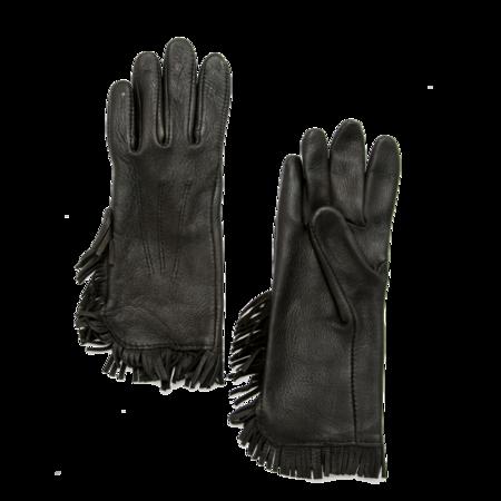 Unisex Geier Glove Deerskin Fashion Glove - Black