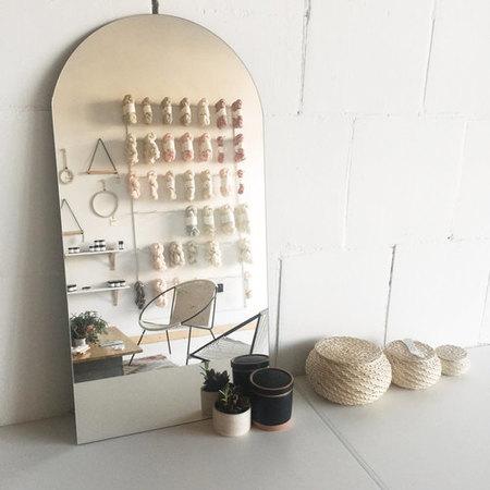 Form Fine Goods Arc Mirror