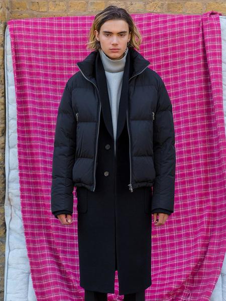 BELIER Goose Down Jacket - Black