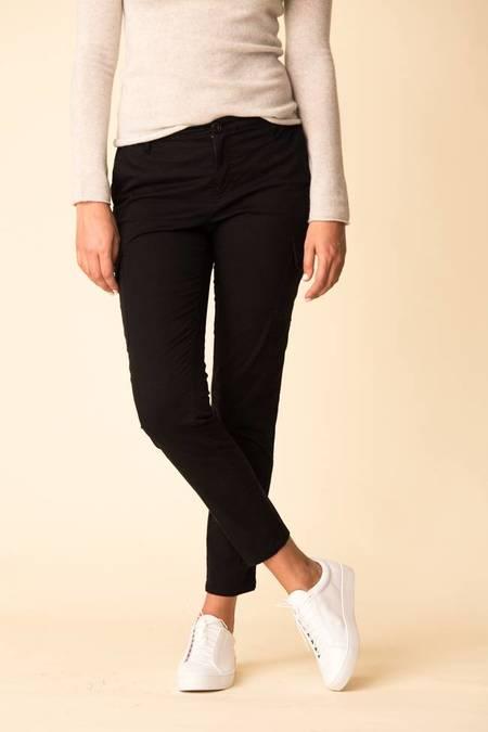 ATM Cargo Slim Pant - Black