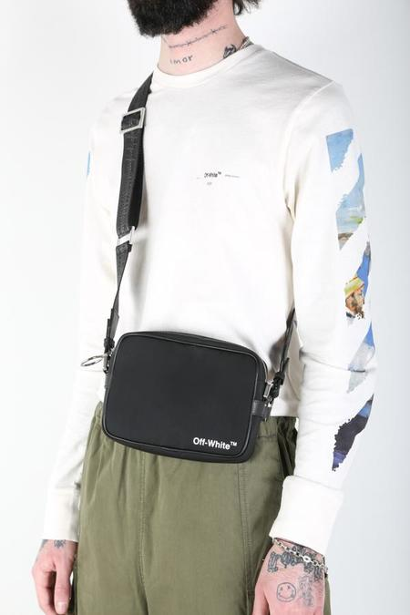 Off-White c/o Virgil Abloh Crossbody Bag - black