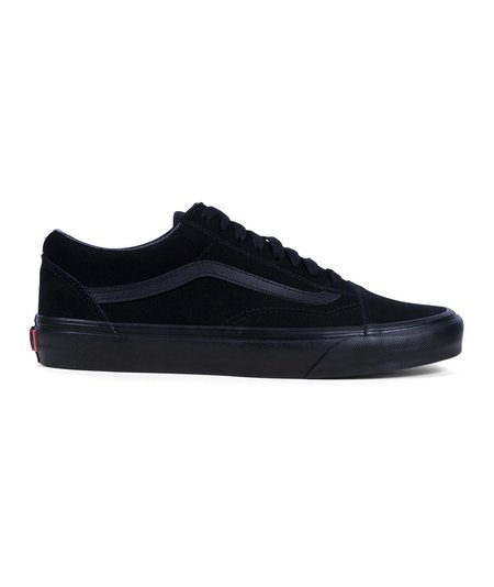 VANS UA Suede Old Skool Sneakers - Black/Black