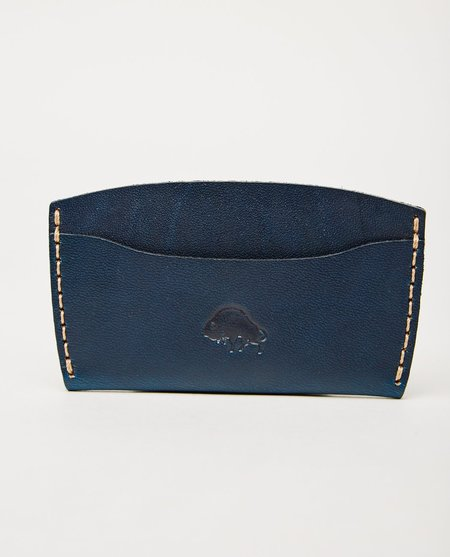 EZRA ARTHUR NO. 3 WALLET - NAVY