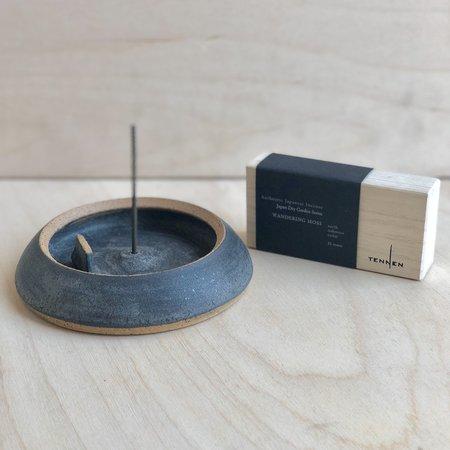 Denise Lopez Palo Santo and Incense Burner - Charcoal