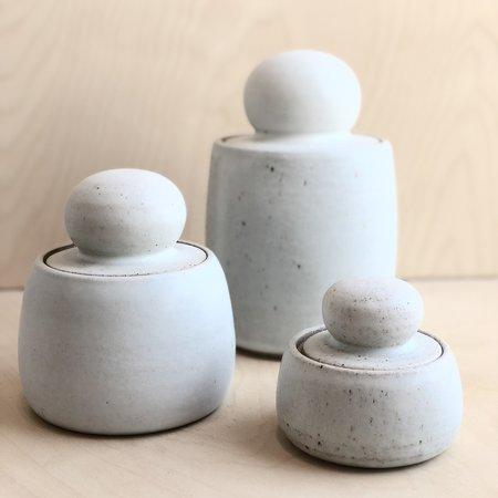 Adi Mizrahi Ceramics Mizrahi-Hellmann Stash Pots - matte
