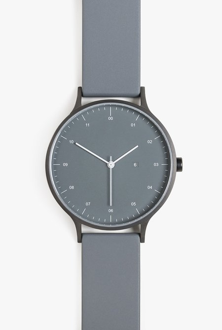 INSTRMNT K-61 Watch - Mid Grey