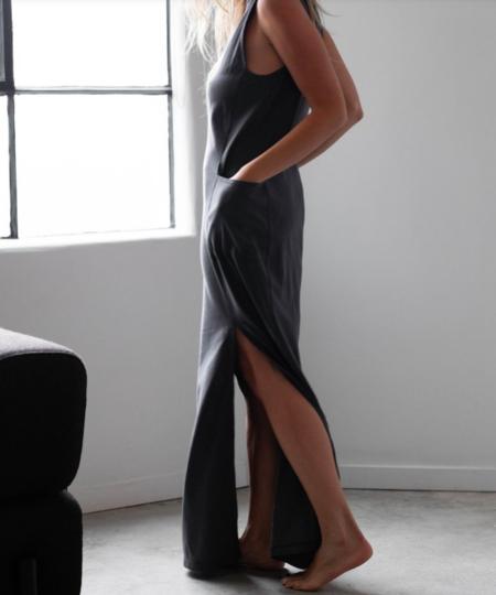 Lunya Cool Paneled Sleeveless Dress