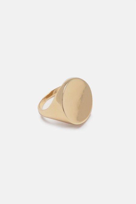 Bing Bang NYC Scarpa Concave Ring