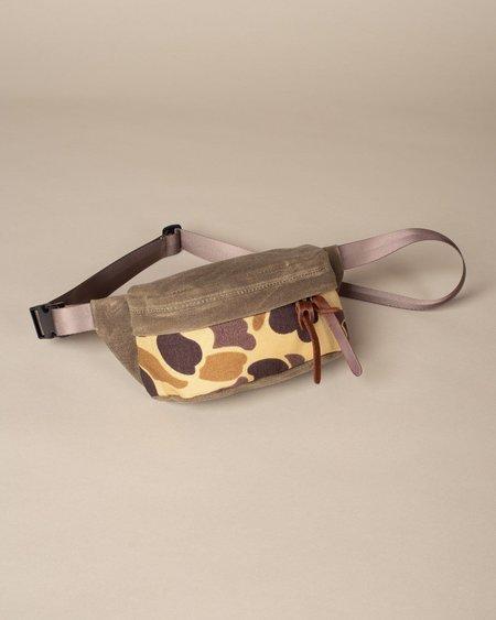 Wood&Faulk Little Bum Waist Pack - Duck Camo Limited