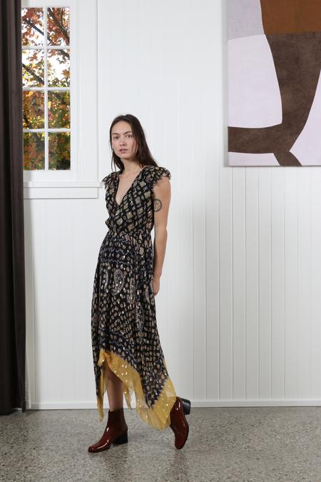 Ulla Johnson Aurelie Dress - Midnight