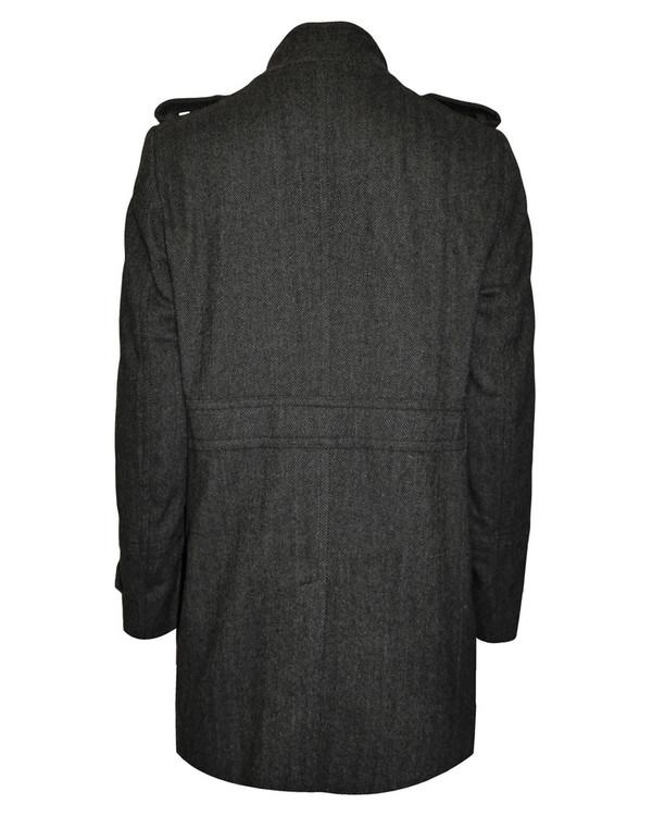 Bolongaro Trevor Military Pea Coat