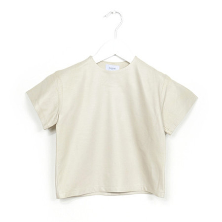 Child.Ish West Leather Tee