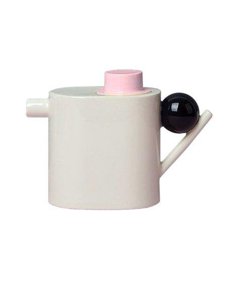 Design K GEOMETRIC TEAPOT - Pink