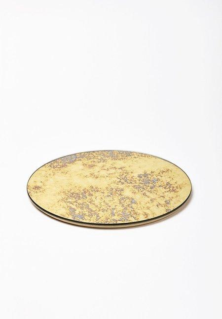 Antique Mirror Underplate - Arcobaleno
