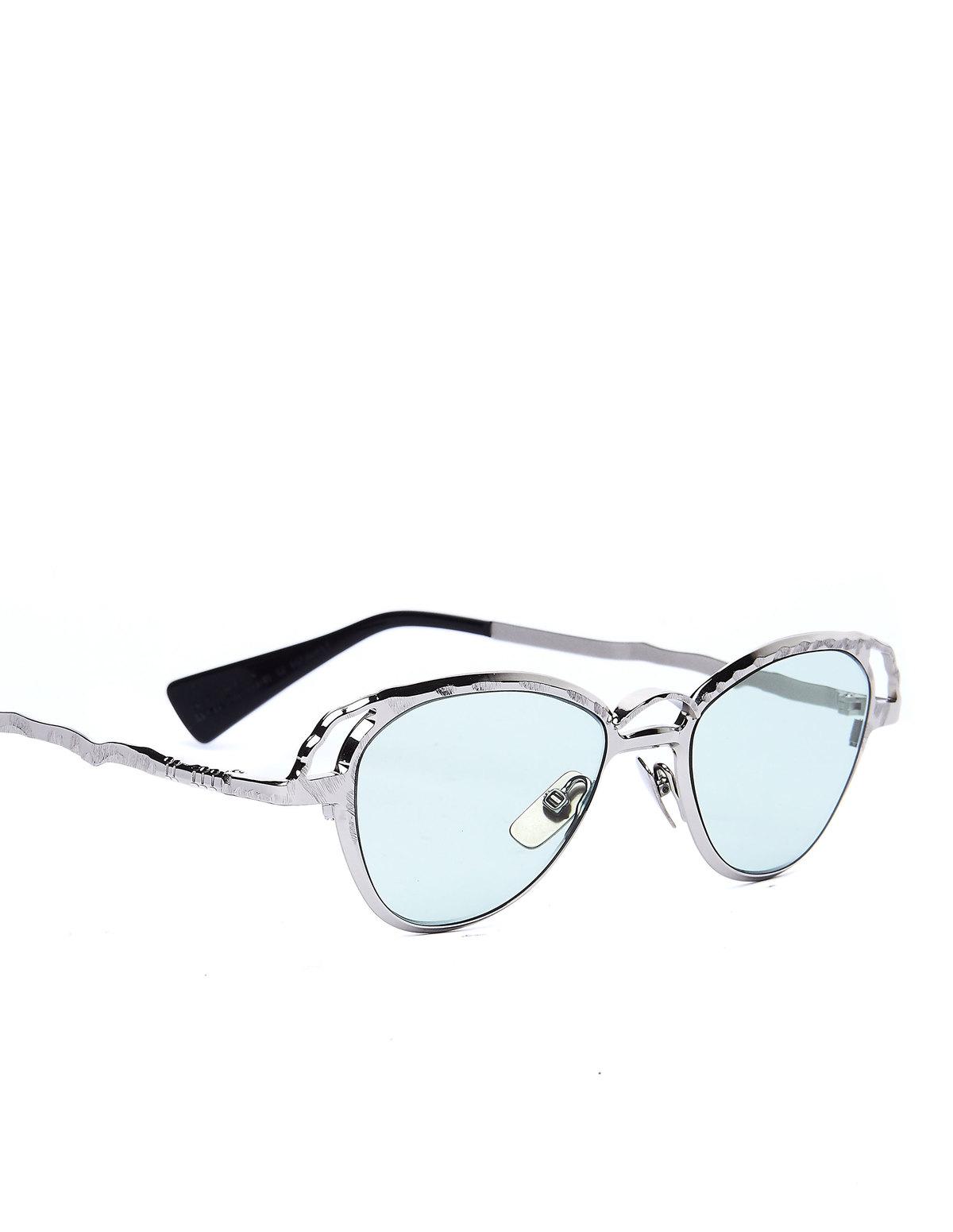 04021f476375 Kuboraum Mask Z16 Sunglasses - Silver
