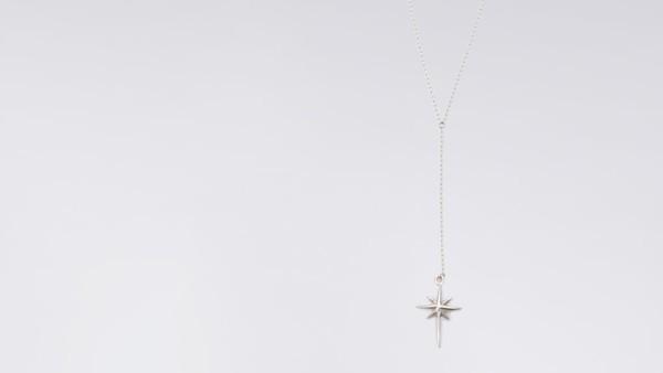Cartography Celestial Necklace