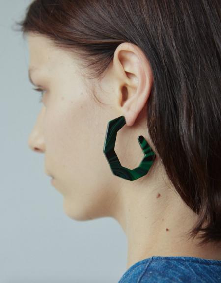 Rachel Comey Baby Factor Earrings - Beige