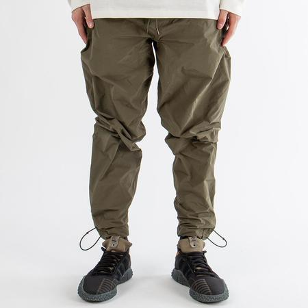Maharishi Travel Track Pants - Olive