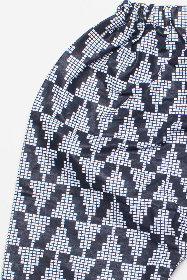EXCLUSIVE: Osei-Duro Kakra Baby Pants | Woven Waxprint