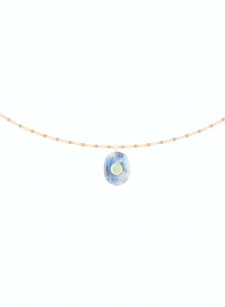 Pascale Monvoisin Holi Moonstone Necklace