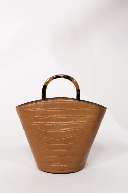 Loeffler Randall Agnes Fan Tote - nutmeg