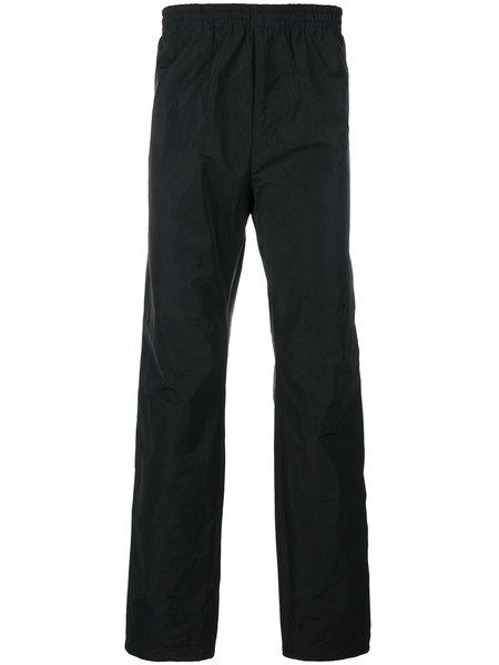 WHITE MOUNTAINEERING Knitted Pant Taffeta - Black