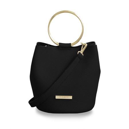 Katie Loxton Suki Bucket Bag - Black