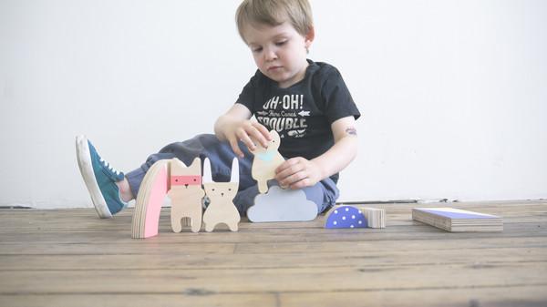 DES ENFANTILLAGES BALANCING GAME